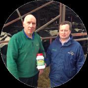 Thomas Nevin - Dairy Farmer, Antrim