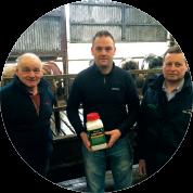 William & Edwin Wylie - Dairy Farmers, Antrim
