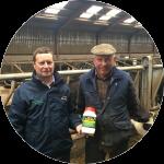 David Hanna - Dairy Farmer, Antrim