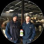 Ian Dunlop - Dairy Farmer, Antrim